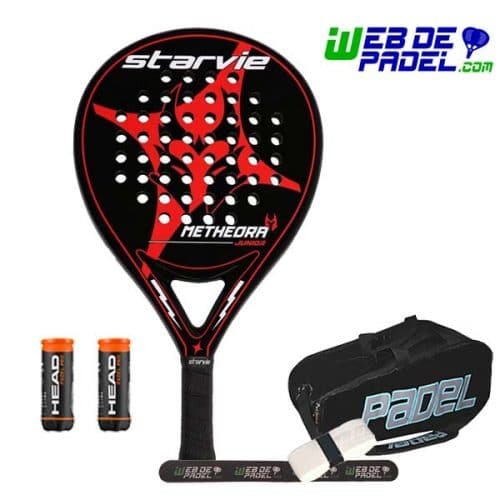Pala de padel Star Vie Metheora Junior 2020