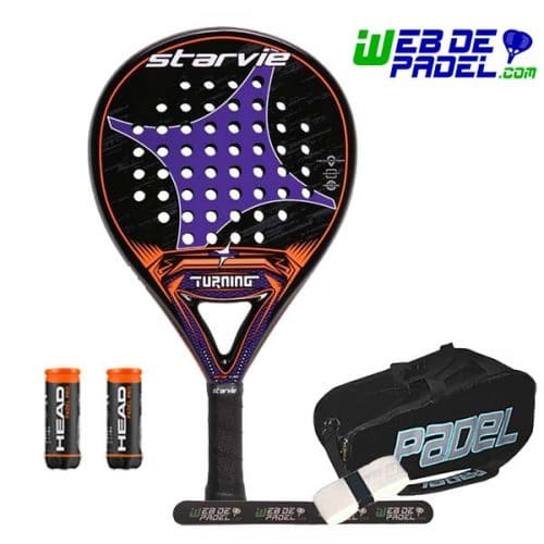 Pala de padel Star Vie Turning 2020