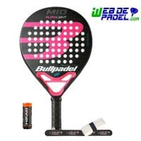 Pala de padel Bullpadel Flow Ultra Light 2020