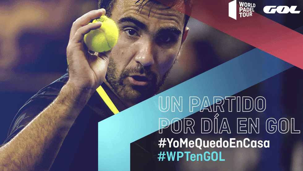 World Padel Tour Tendrá Presencia Diaria en la Cadena Deportiva GOL