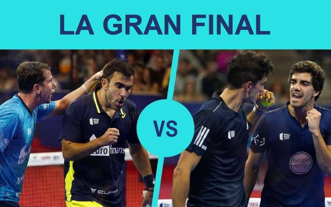 Estrella Damm Open define Duplas que se Medirán en la final Madrid 2020