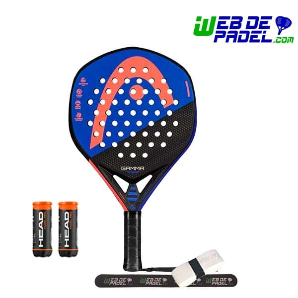 Pala de padel Head Graphene Gamma Motion 2021