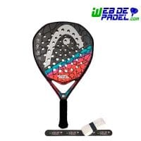 Pala de padel Head Graphene Touch Delta Speed 2020