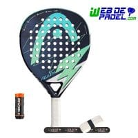 Pala de padel Head Flash Girl 2021